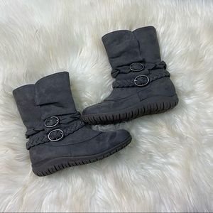 Cupcakes toddler boots